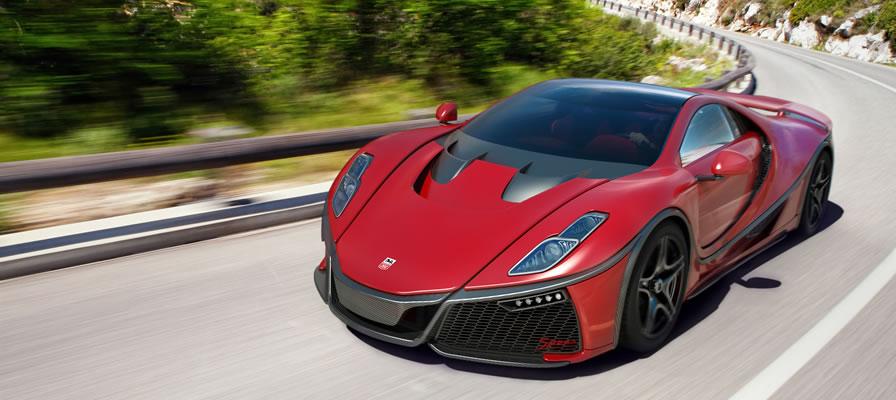 Fastest Car In The World 2017 >> SPANIA GTA TECNOMOTIVE S.L.